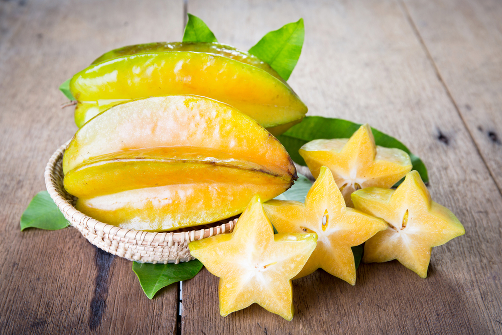 what is carambola and 6 benefits of eating it on the table