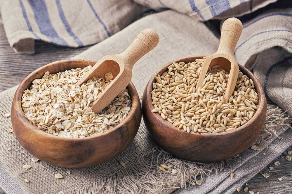 Oat Bran vs  Oatmeal Varieties | On The Table