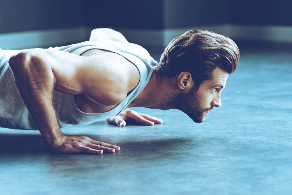 The Best Chest Workout For Men On The Table